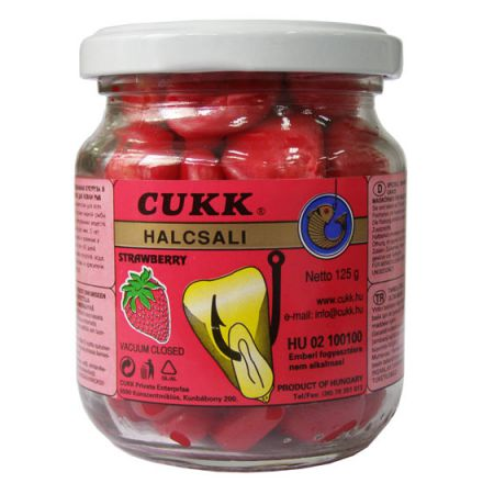 Cukk Strawberry Goliath - fishing maize in bottles