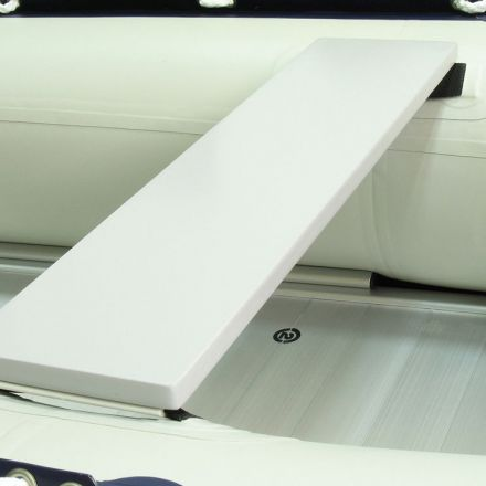 Seat for inflatable boat